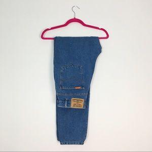 VTG Jordache Jeans Ultra High Waist Medium Wash